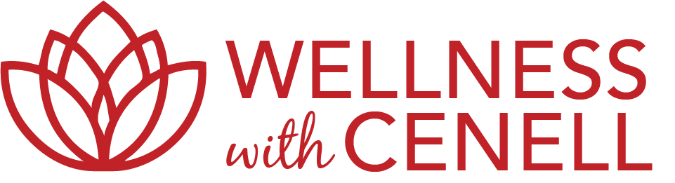 Wellness with Cenell logo